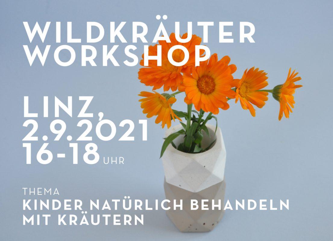 Wildkräuter Workshop